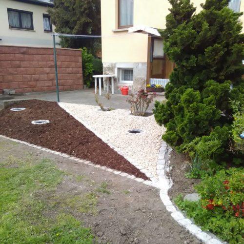Gartengestaltung Weimar nachher 2